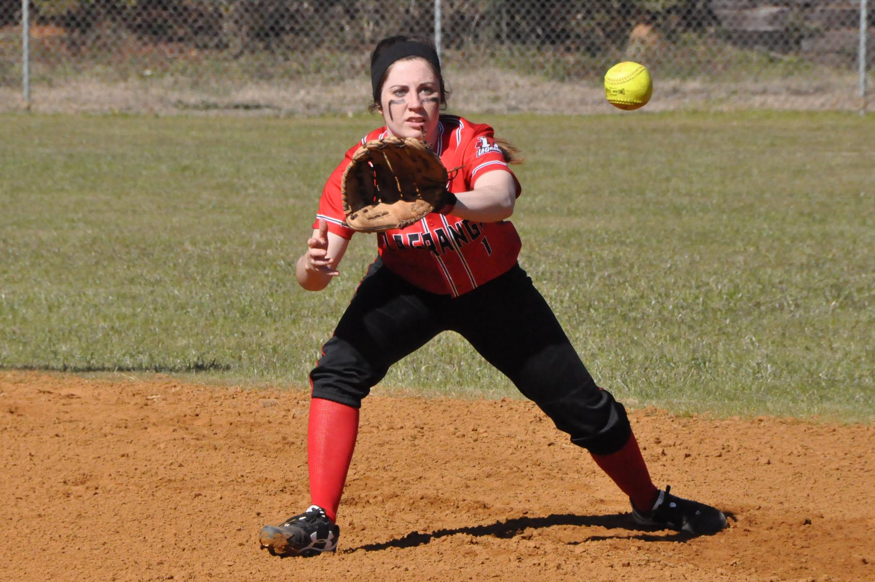 Softball: Panthers have 17 hits in Game 2 to gain split of DH at Wesleyan