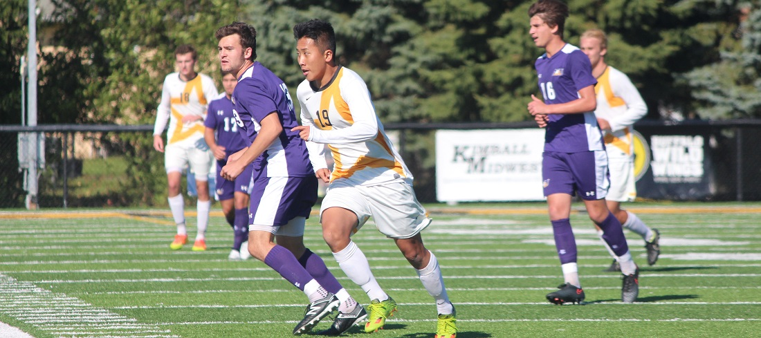 Men's Soccer Opens Great Midwest Play With Contests Against Findlay, Trevecca Nazarene This Week