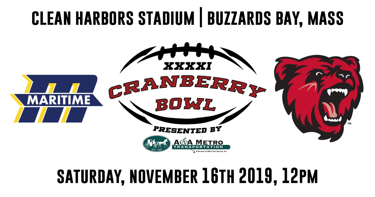The 41st Annual Cranberry Bowl Presented by A&A Metro Transportation: A Preview