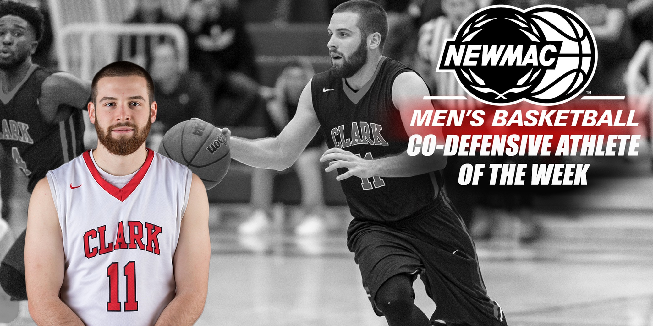 Kittredge Tabbed NEWMAC Men's Basketball Co-Defensive Athlete of the Week