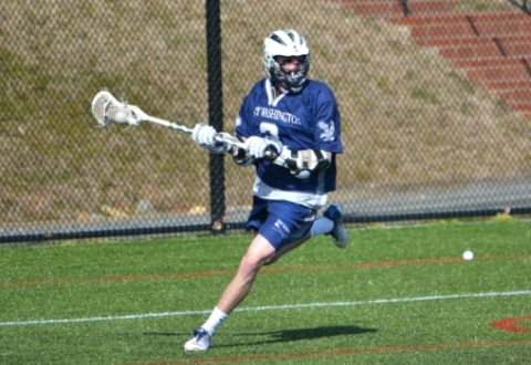 UMW Men's Lacrosse Storms Back to Top Marymount, 14-11