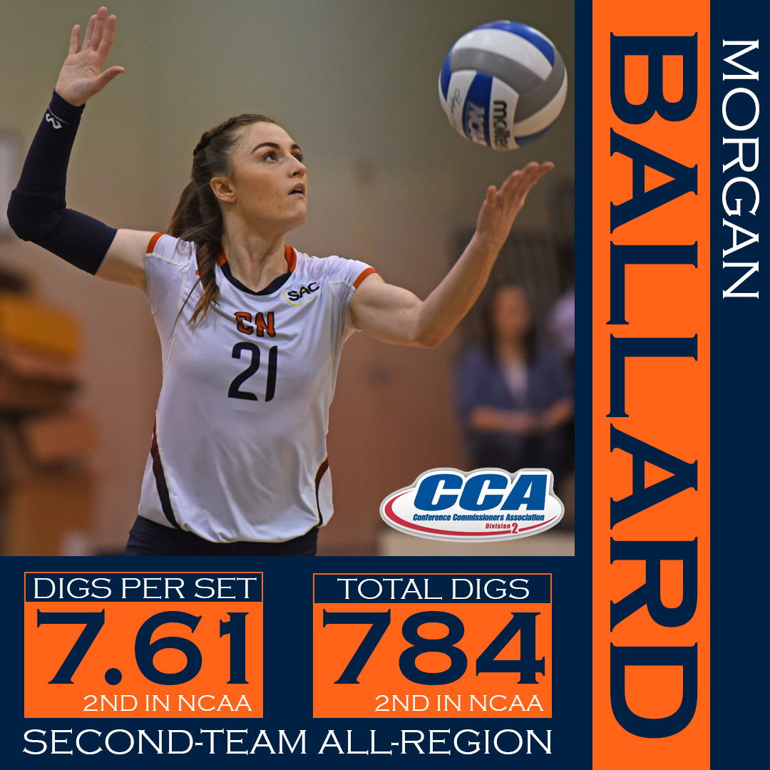 Ballard becomes second two-time all-region Eagle