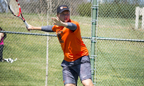 #49 Tusculum shuts out Milligan 9-0 in completion of suspended match