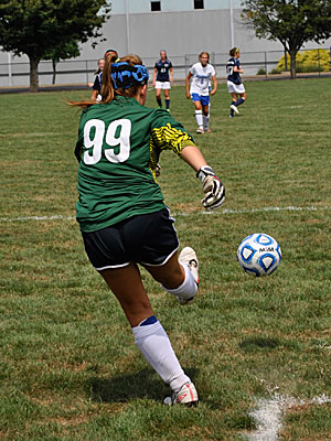 Ravens Fly Over Penn College 1-0