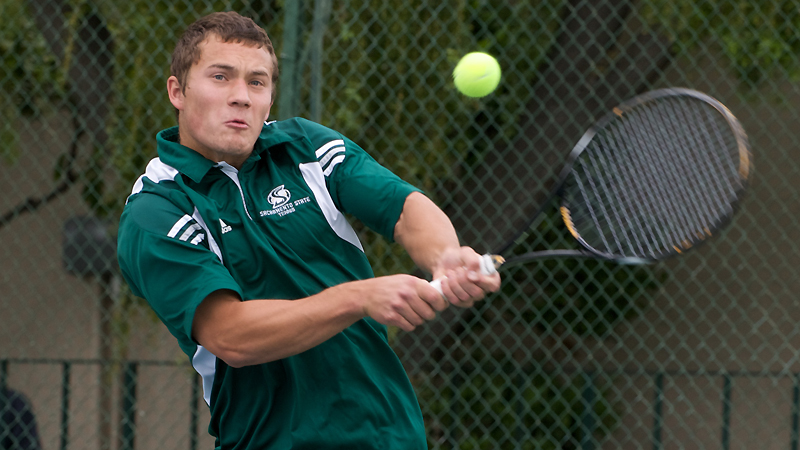 MEN'S TENNIS NOW 9-1 AGAINST BIG SKY FOES AFTER 5-2 WIN AT EASTERN WASHINGTON