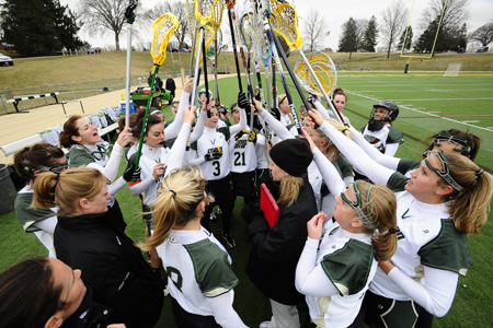 McDaniel tabbed to IWLCA Academic Squad list