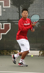 Santa Clara Men's Tennis Hosts Portland At 2:30 On Friday In WCC Match