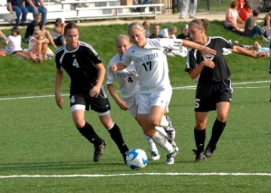 NAC women's soccer poll picks Aurora to repeat