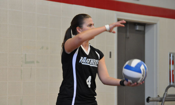 Volleyball: Panthers lose to Piedmont, Covenant in tri-match