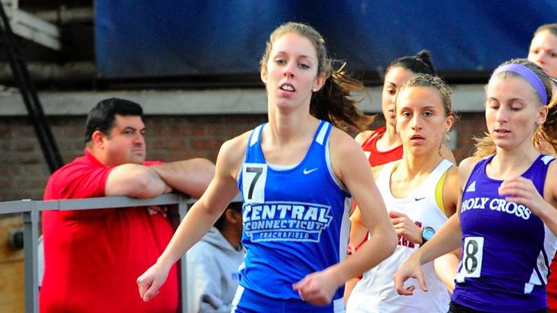 Dearborn Breaks CCSU Record in Day 1 of NEICAAAs