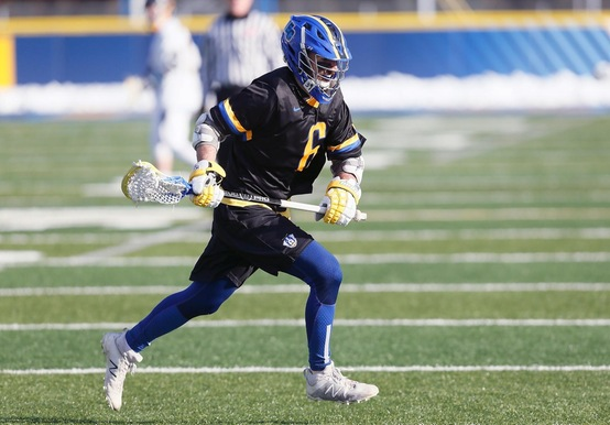 MEN'S LACROSSE FALLS IN GNAC QUARTERFINAL, 15-5