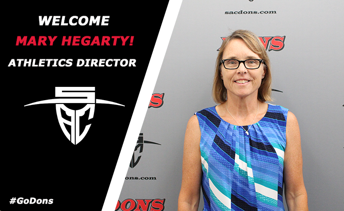 Mary Hegarty Takes Over as Athletics Director