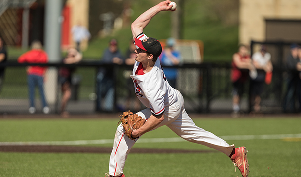 Slepkow Named NEWMAC Pitcher Of The Year