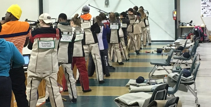 Ware Rifle Team Wins 9th Match of the Season