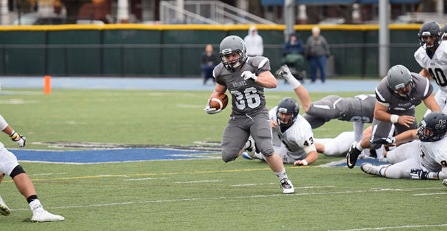 Football Video Recap Versus Juniata College