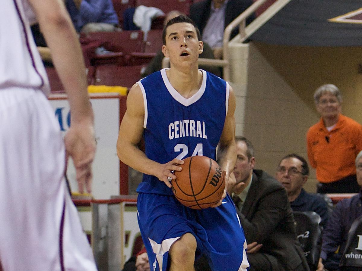 Blue Devils Rebound With 78-73 Home Win Over St. Francis (NY) on Saturday