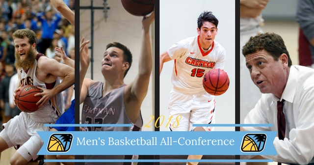 SCIAC Men's Basketball All-Conference Accolades Announced