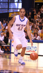 James Powell Named UCSBgauchos.com/Golden 1 Credit Union Athlete of the Week