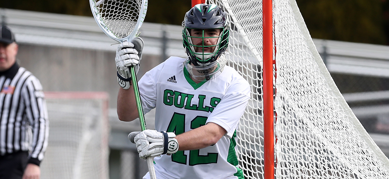 Men's Lacrosse Turns Away Wentworth, 18-8
