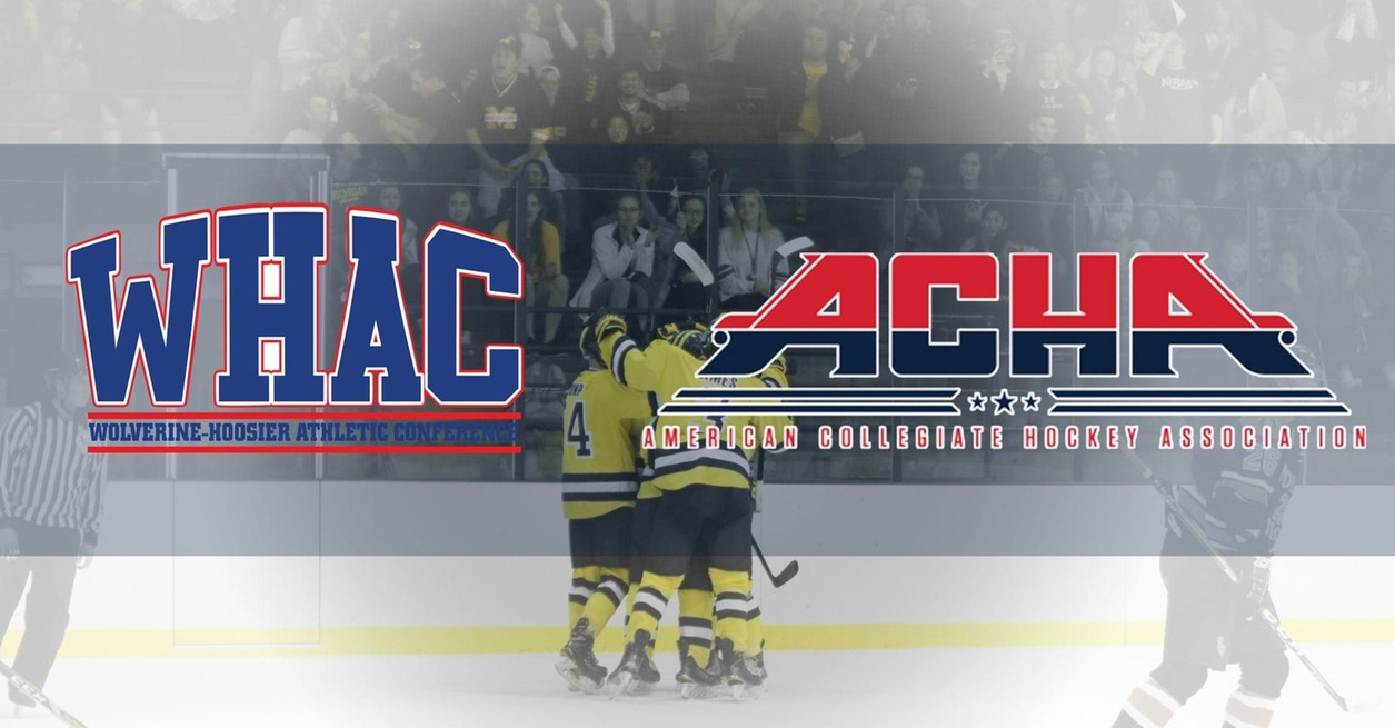 WHAC Men's Ice Hockey to Join ACHA DI in 2019-20