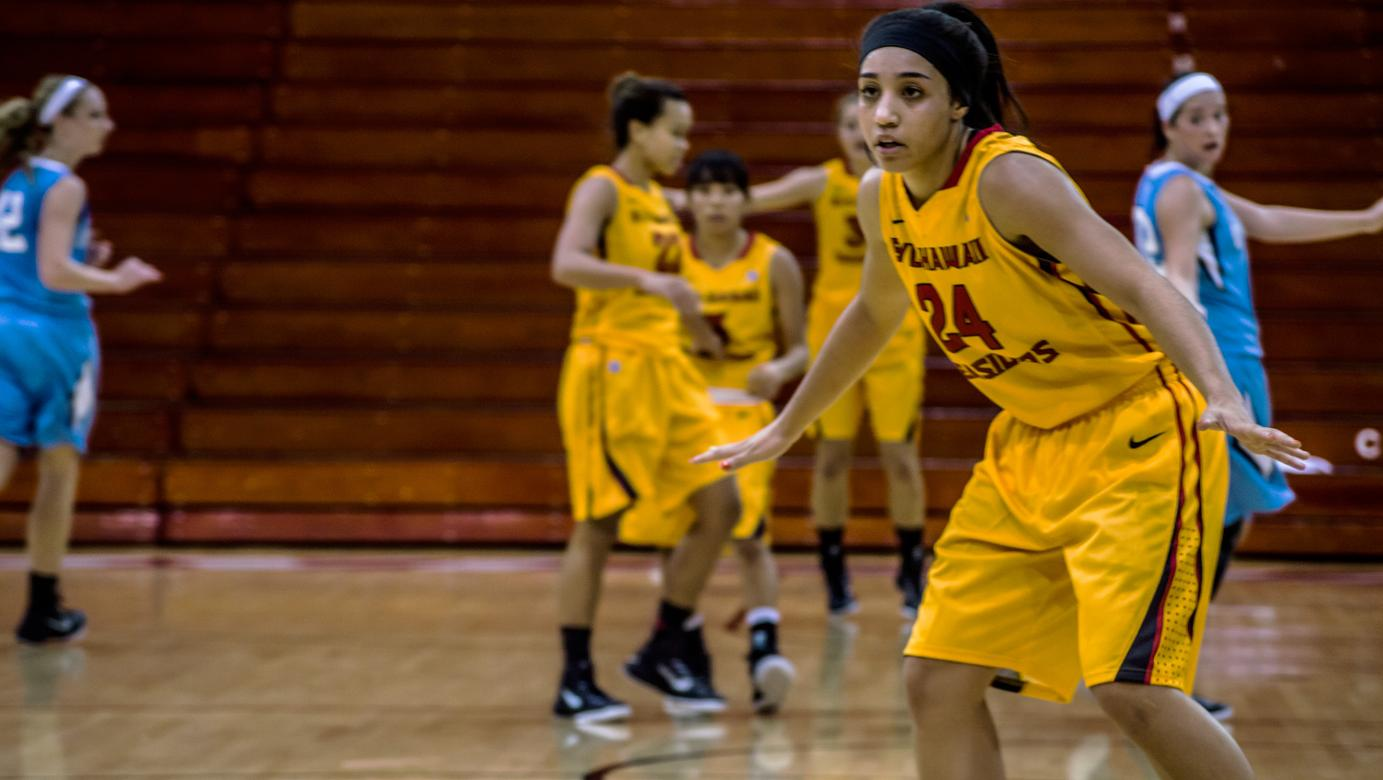Women's basketball looks to stay hot against Sunbirds