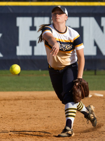 Emory & Henry Softball Splits Its ODAC Opener With Randolph Friday Afternoon At Home