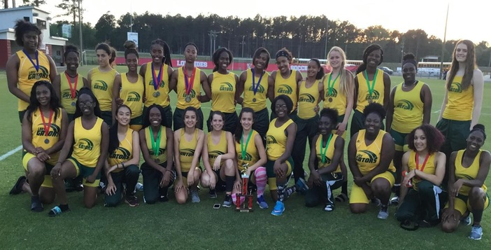 Girls and Boys Track Teams Grab First and Second Places Finish....