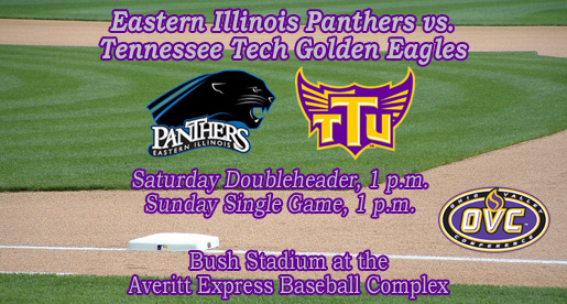 Eastern Illinois visits for important three-game OVC series this weekend