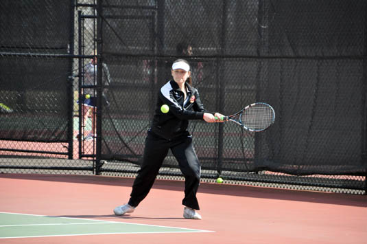 Women's Tennis drops 7-2 match to Gettysburg