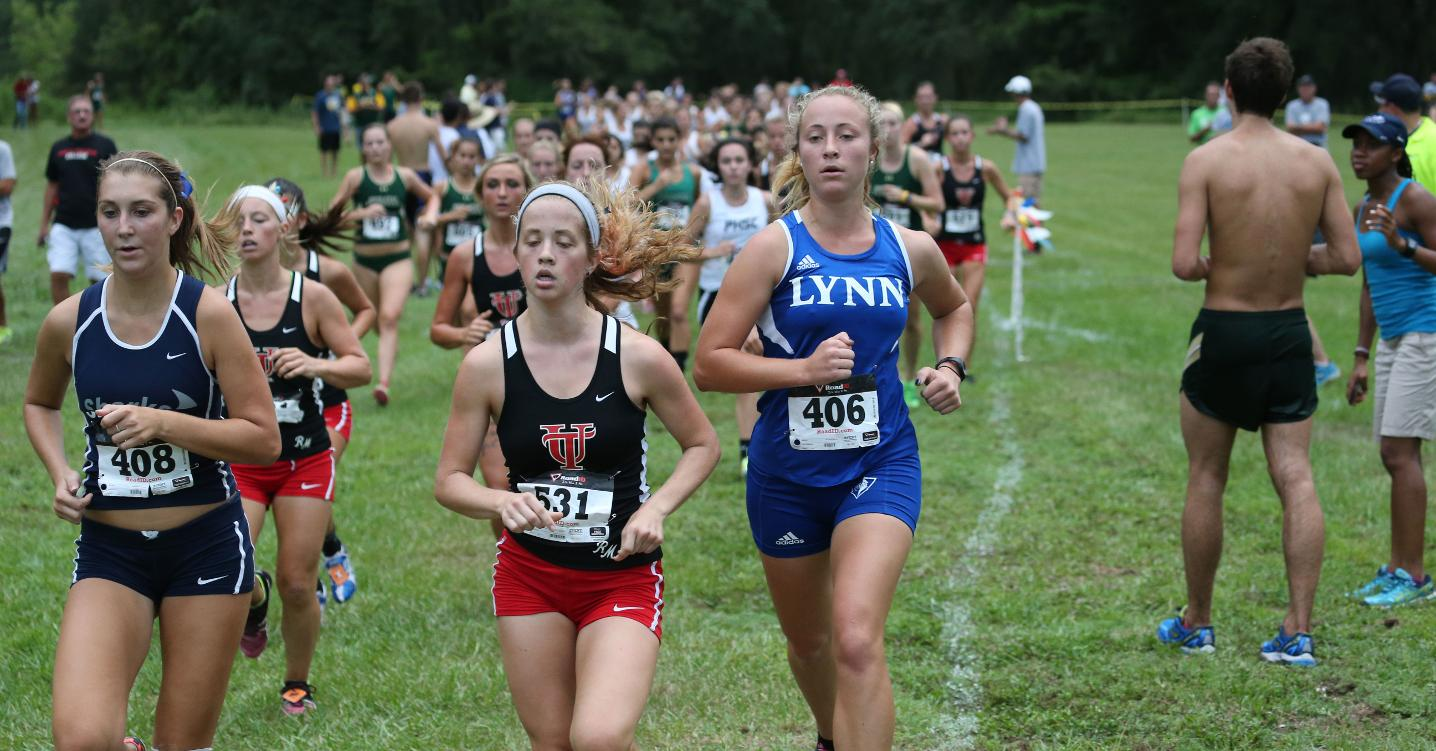 Cross Country Finishes Seventh at Embry-Riddle Asics Classic