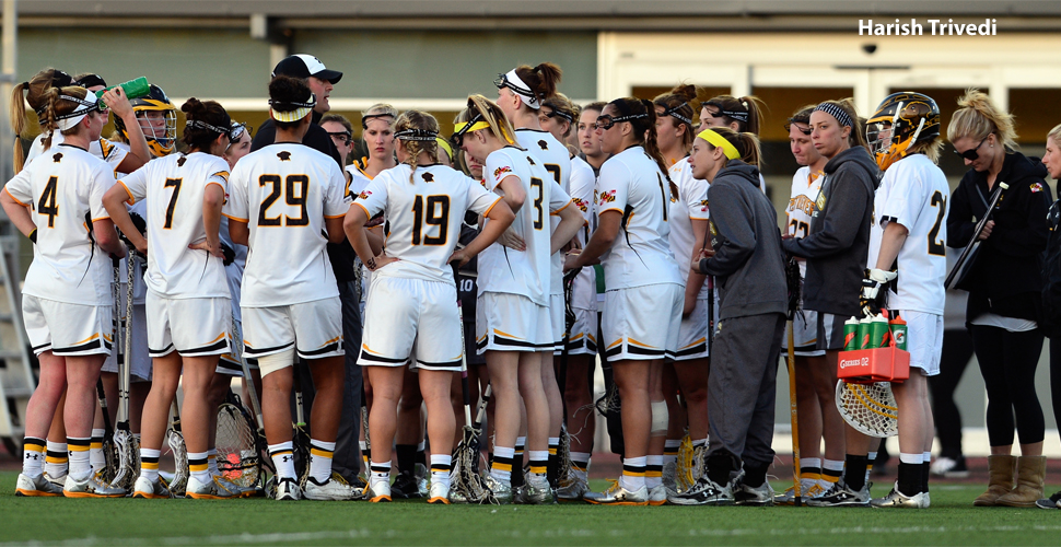 Women's Lacrosse Prepares For America East Action Against Wagner on Tuesday