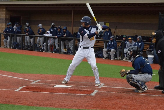 Baseball Splits Conference Doubleheader With Mt. St. Mary, 9-3 & 4-3