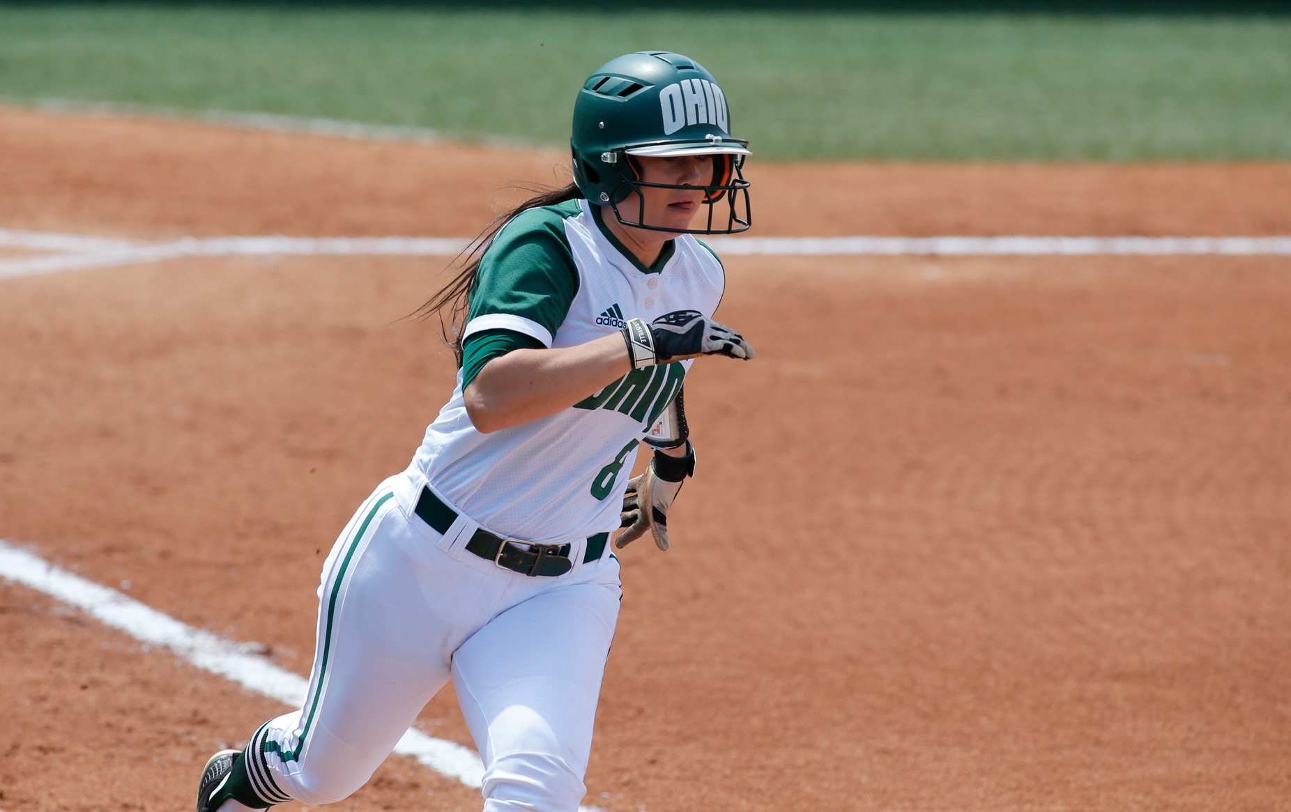 Yun's Three Homeruns Lead Ohio Softball Over Pitt