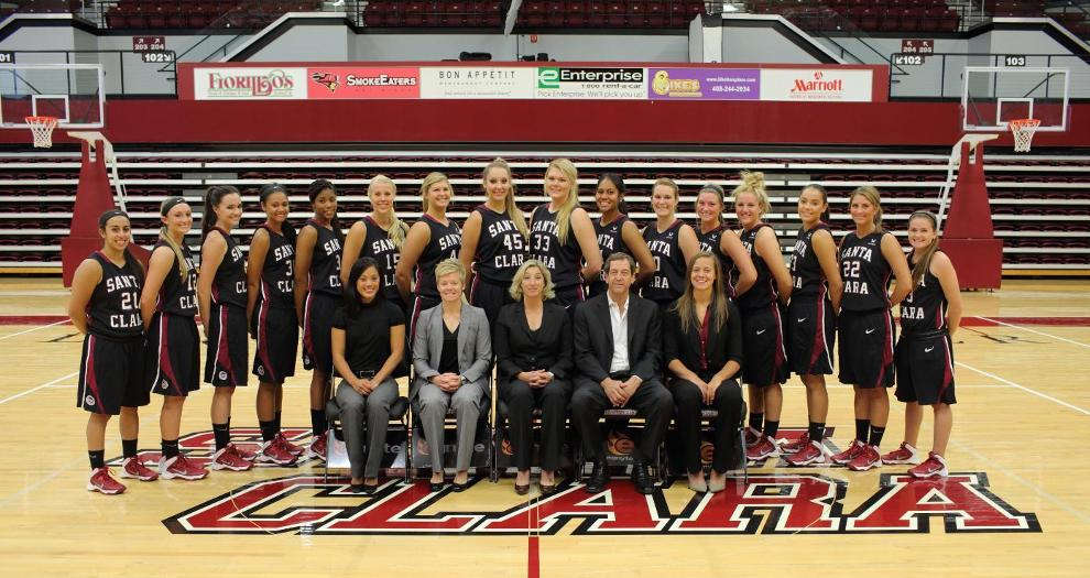 Santa Clara Women's Basketball Set for Run at Postseason Play