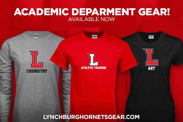 Visit lynchburghornetsgear.com for Last Minute Holiday Gifts