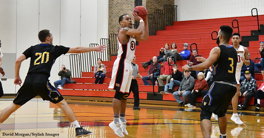 Men's Basketball Outlasts McDaniel in OT