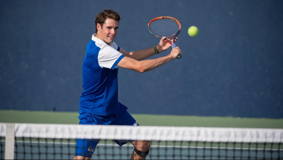Rotheram and Krustev Shine in Final Day of UCSB Classic