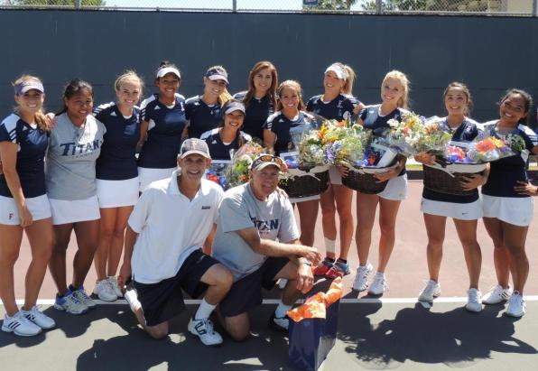 Fullerton Ends Regular Season on Winning Note