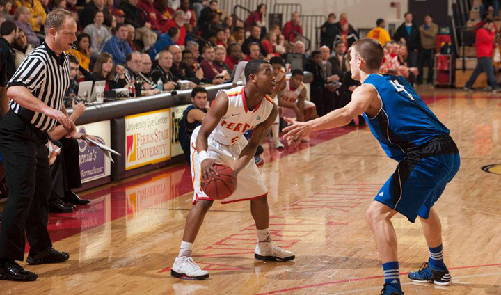 "PREVIEW: Ferris State Visits Rival Grand Valley State For ""Big Monday"" Matchup"
