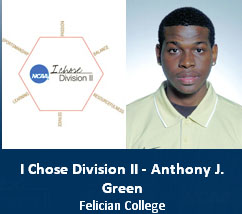 "Felician's Green Is Latest ""Face Of The CACC"""