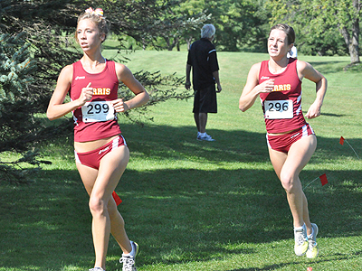 Ferris Women's CC Vaults To Third In Nation