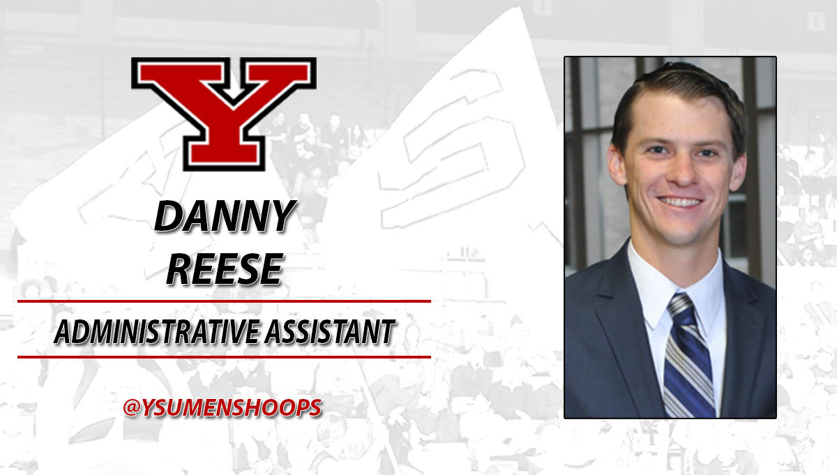 YSU Men's Basketball Adds Danny Reese to Staff