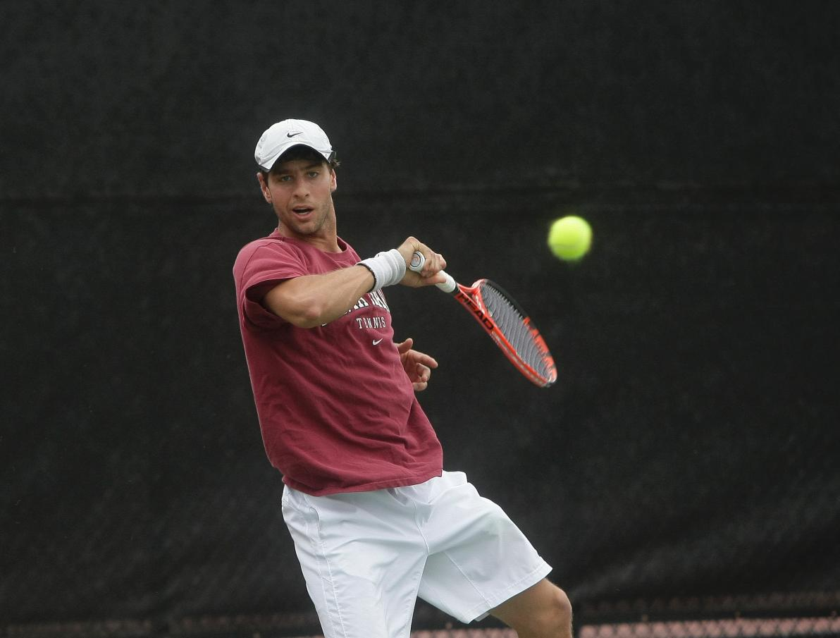 Bronco Men's Tennis Wins 4-3 Battle Over Furman