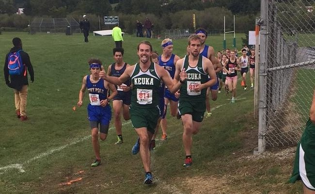Keuka College Cross Country Runs at Morrisville State