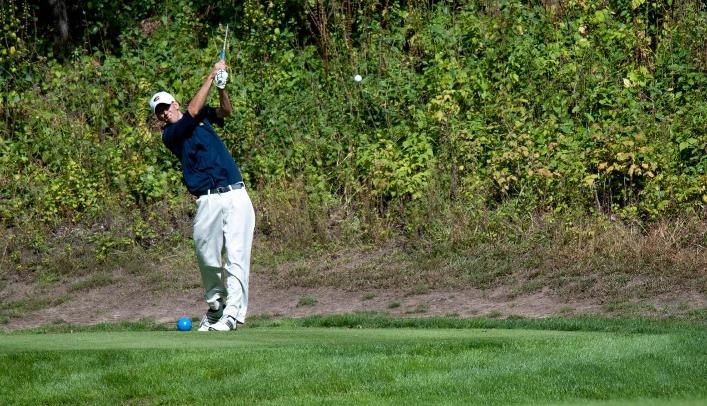 Men's Golf Ties for First at Shortened Saint John's Spring Invitational
