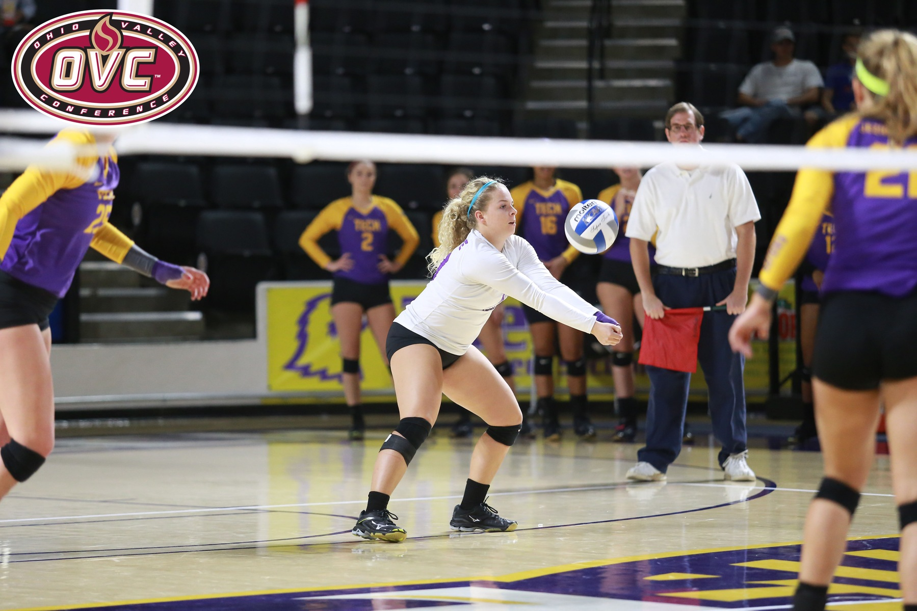 Libero Brugere voted to All-OVC second team