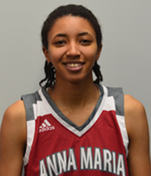Amber Wilson, Women's Basketball