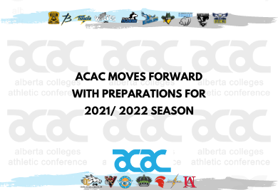ACAC Moves Forward with Preparations for the 2021/22 Season
