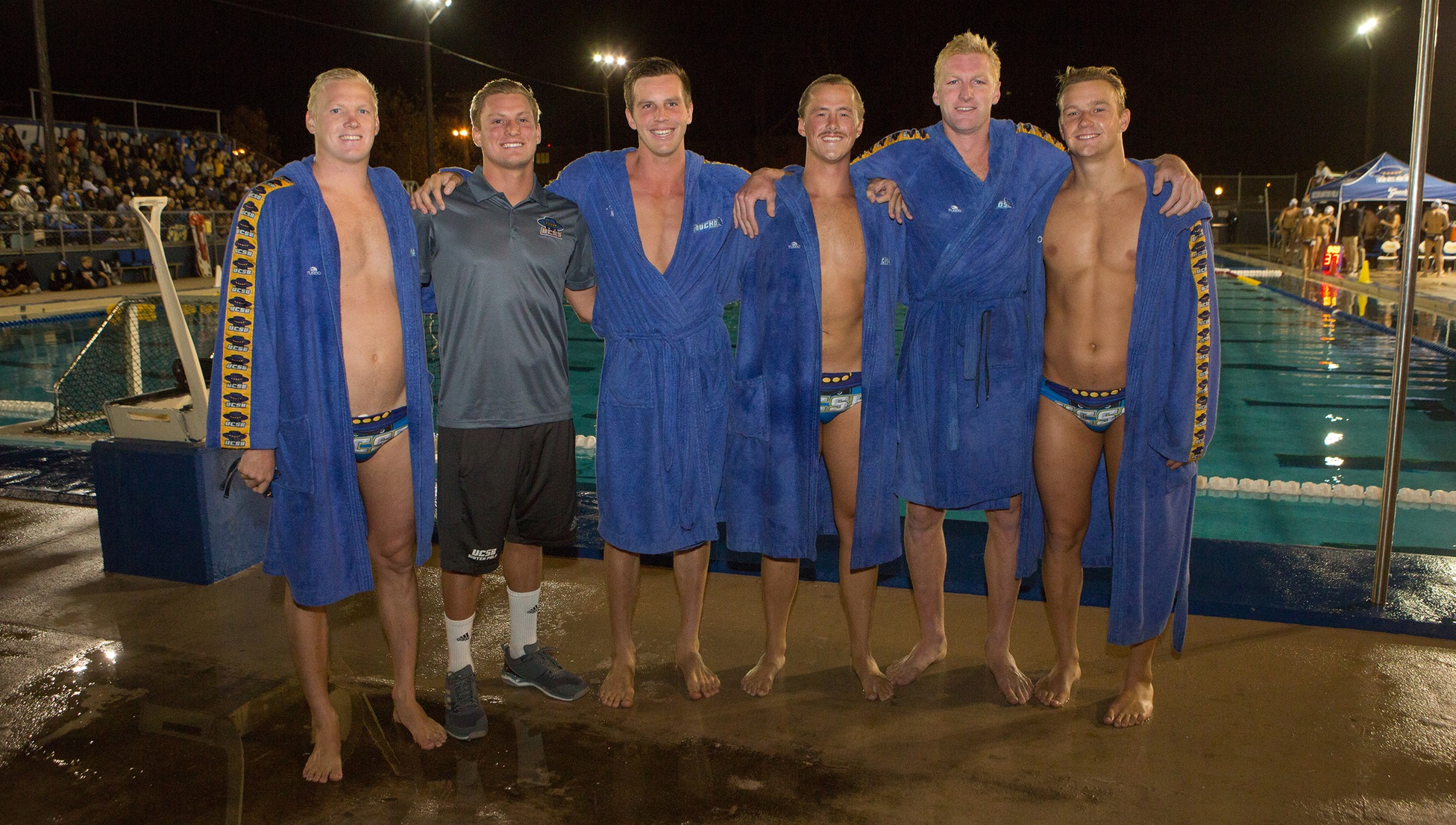 Gauchos Late Rally not enough versus No. 5 Pacific on Senior Night