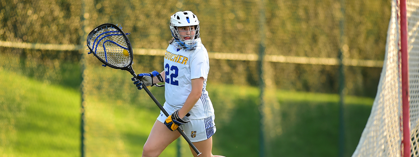 Goucher Women's Lacrosse Wraps Up 2019 Campaign At Drew University On Saturday